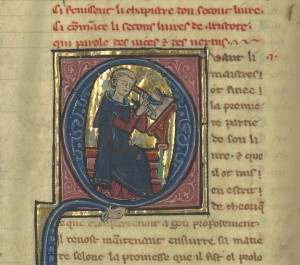 BNF, fr. 12581, f. 139v Reproduced by courtesy of Bibliothèque nationale de France: http://gallica.bnf.fr/?lang=EN