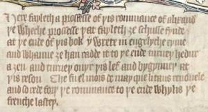 Oxford, Bodleian Library MS. Bodl. 264, fol. 67r (detail)